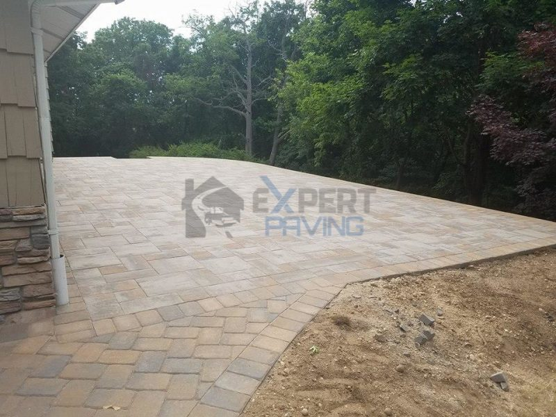 Concrete Paver Installation in Mount Pearl, St. John's